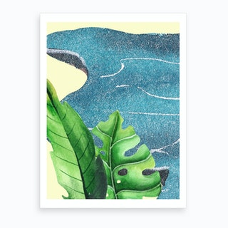 In The Jungle VII Art Print