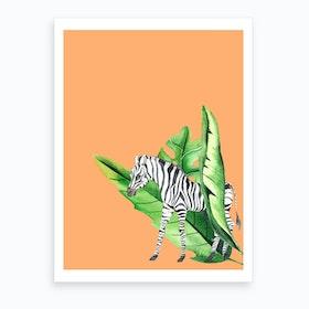In The Jungle IV Art Print