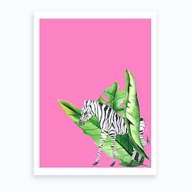 In the Jungle II Art Print
