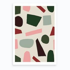60s Home I Art Print