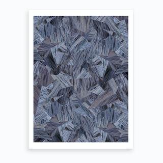 En Del Av Havet Art Print