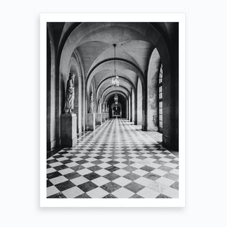 Versailles II Art Print