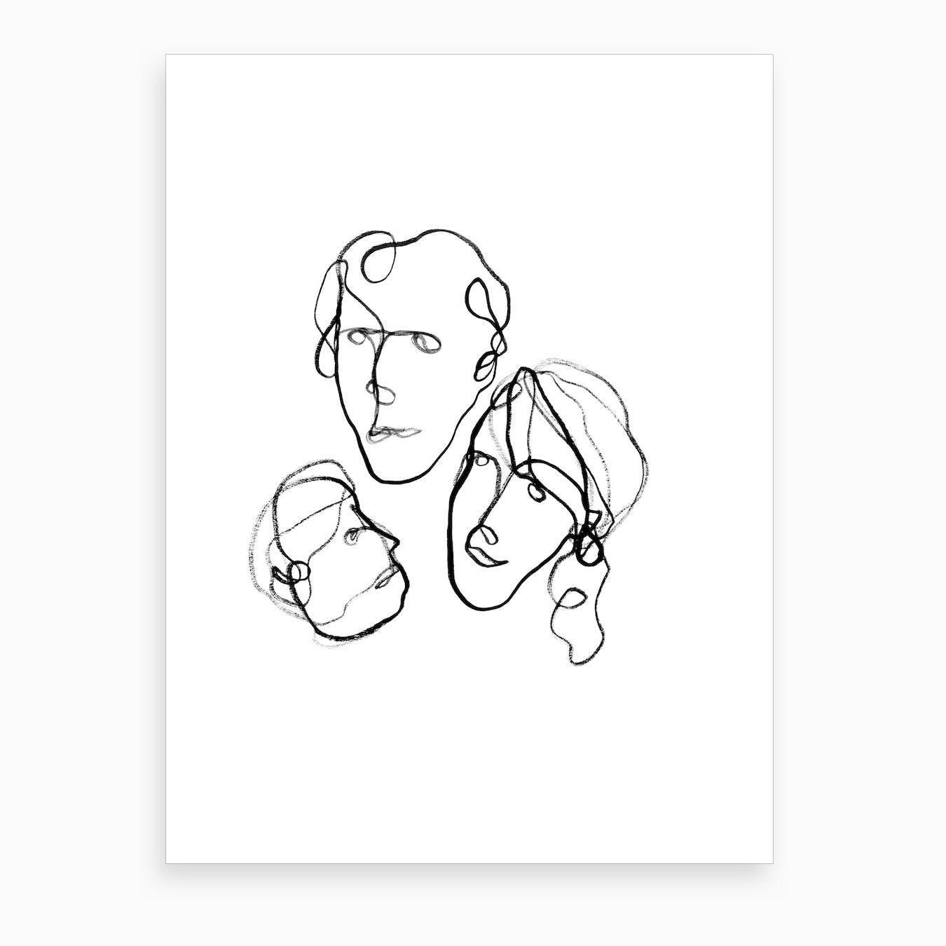 The Hugos Art Print