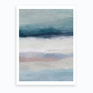 Lullaby Waves 2 Art Print