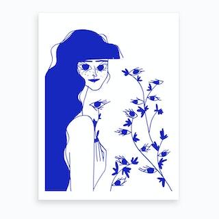Soul Gardening Art Print