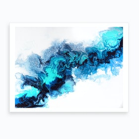 Water Elemental Art Print