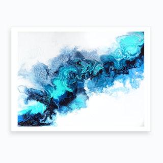 Water Elemental Art Print