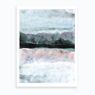 Watercolors 24x Art Print