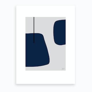 Oslo Art Print