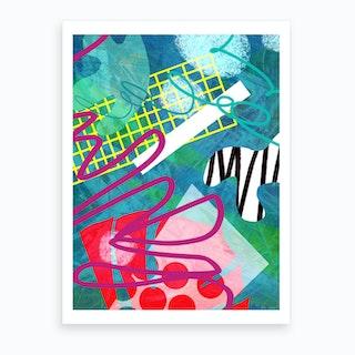Riff Raff Iii Art Print