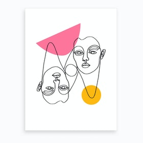 Wilma Art Print