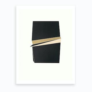 Black Gold II Art Print