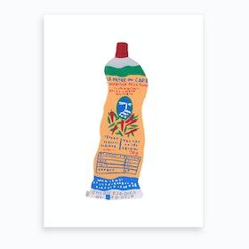 Harissa Sauce Art Print