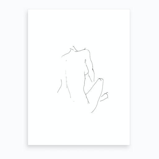 Relationships 7 Art Print