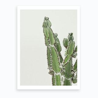 Spiky I Art Print