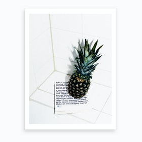 Make An Encouraging Banner Art Print