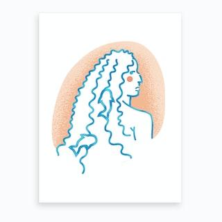 Pisces Art Print
