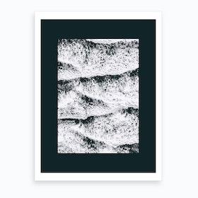 Beachnoir III Art Print