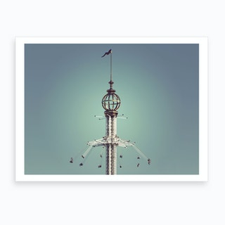 Groena Lund 01 Art Print