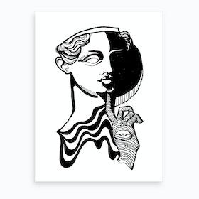 In Mind Art Print