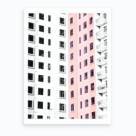 Lives Of Others Art Print