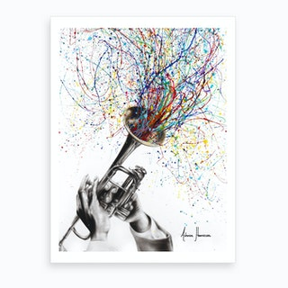Soul Of Sound Art Print