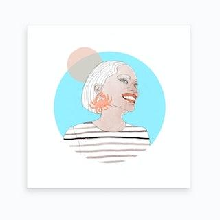 Cancer 2 Art Print