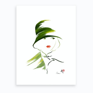 Tangwei 3 Art Print