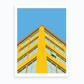 Industry City Art Print