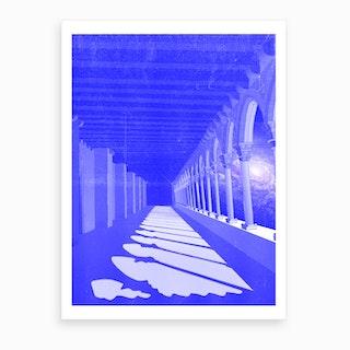 Monasteri De Pedralbes Art Print