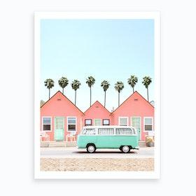 Ocean Side Art Print