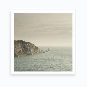 The Needles Art Print
