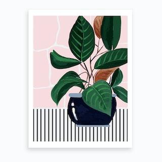 Creative Corner Art Print