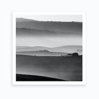 Tuscan Dawn Art Print