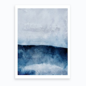 Watercolors 20 Art Print