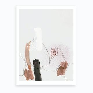 Playfull Art Print