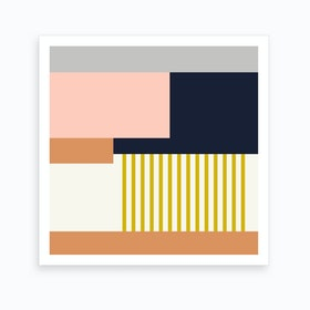 Sol In Multi Art Print