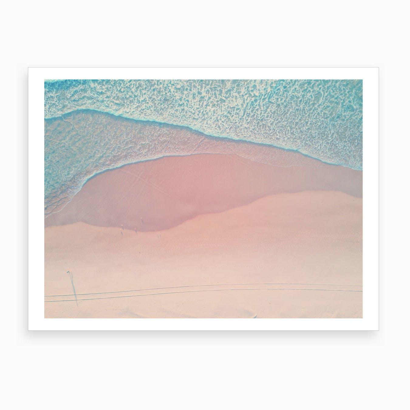 Heaven Beach Photo Art Print