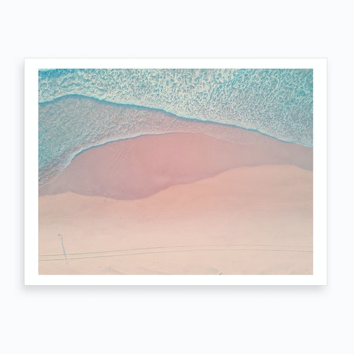 Heaven Beach Photo Art Print