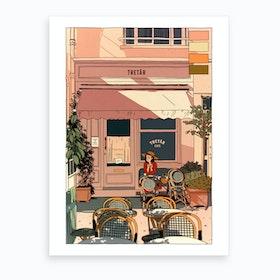 Tretar Art Print