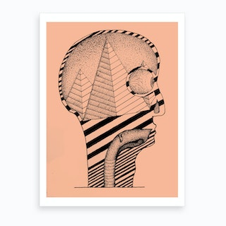 Empires Of The Mind Art Print