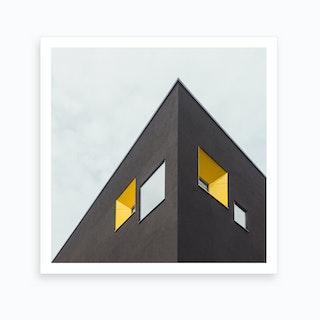 Vulkan (Oslo) Art Print