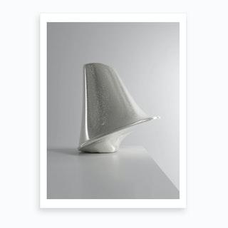 Vase Formed Art Print