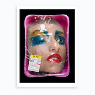 Bad W0lfy 4 Art Print