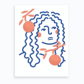 Fruit Of Passion Art Print
