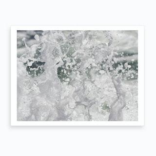 Wild Water 2 Art Print
