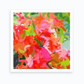 Preconceived Blossom Art Print