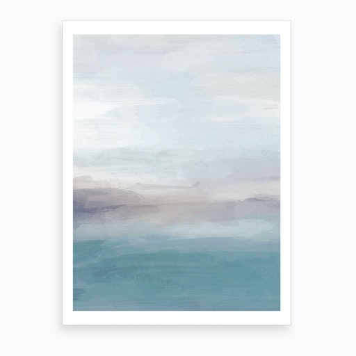Morning After The Storm Art Print