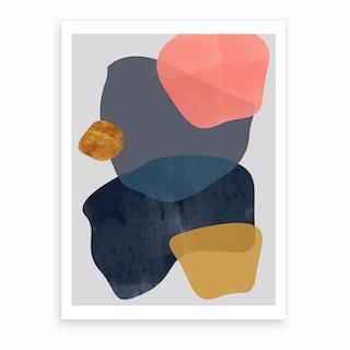 Greta 6 Art Print