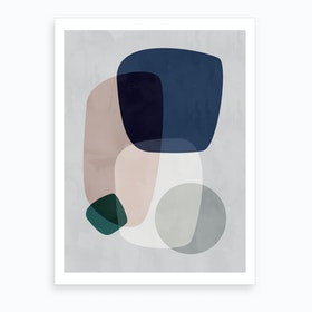 Graphic 190 Art Print